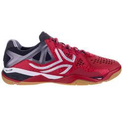 Badmintonschoenen / squashschoenen heren BS900 rood - 789464