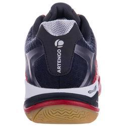 Badmintonschoenen / squashschoenen heren BS900 rood - 789566