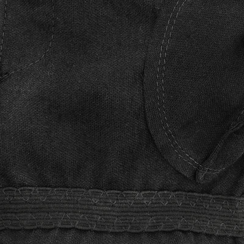 Gants équitation femme GRIPPY noir