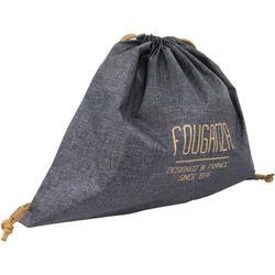 馬術運動頭盔袋 - 雲紋灰