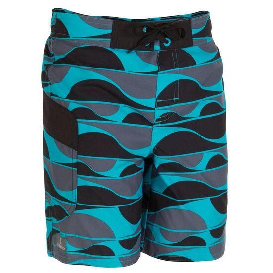 Korte zwemshort voor jongens Olatu Soul - 790060