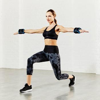 Sport bh Shape voor cardiofitness, Domyos - 790153