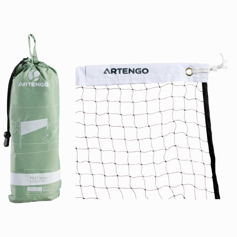 Filet De Badminton Leisure Net - Noir