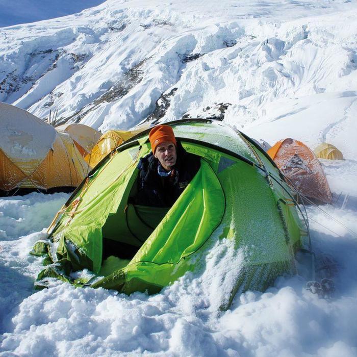 Bergsteigerzelt Makalu T3