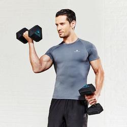 """Heren T-shirt """"Muscle XTrem"""" voor krachttraining - 791231"""