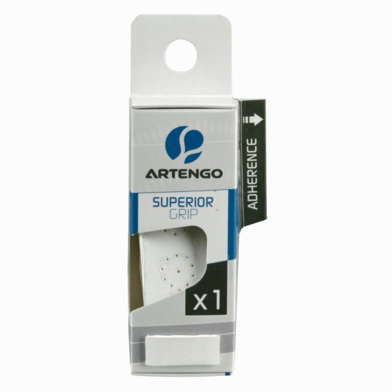 Superior Badminton Grip Single-Pack - White
