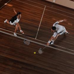 Badmintonnet Leisure Net zwart - 791543