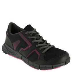 Damessneakers Propulse Walk zwart/roze - 791841
