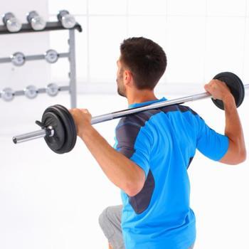 Par de bloqueadores de discos musculación