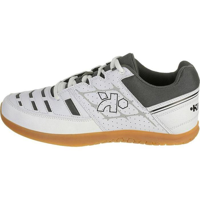 Chaussures de volley-ball adulte V100 blanches - 792233