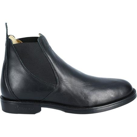 Holstein Adult Horse Riding Jodhpur Boots - Hitam