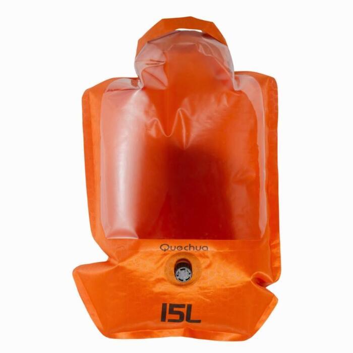 Housse de compression Randonnée étanche 15 litres - 792519