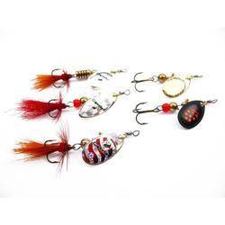 Cucharilla de pesca Svartan Kit