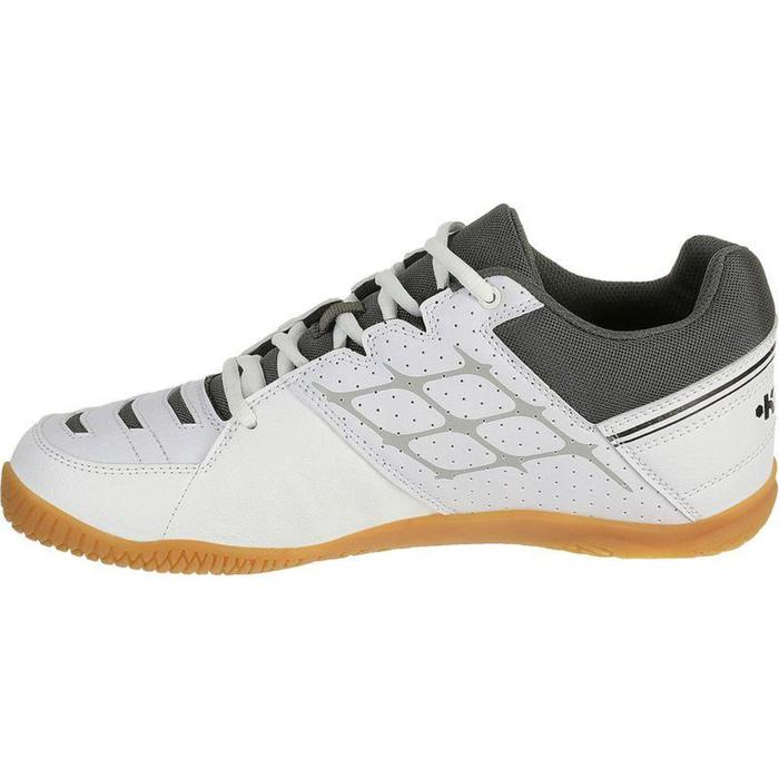 Chaussures de volley-ball adulte V100 blanches - 793850