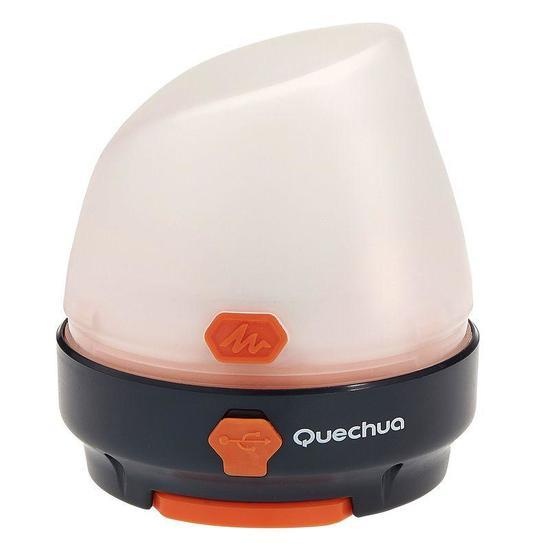 Kampeerlamp 50 lumen herlaadbaar met dynamo - 793862