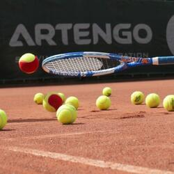 Tennisbal TB700 rood - 793904