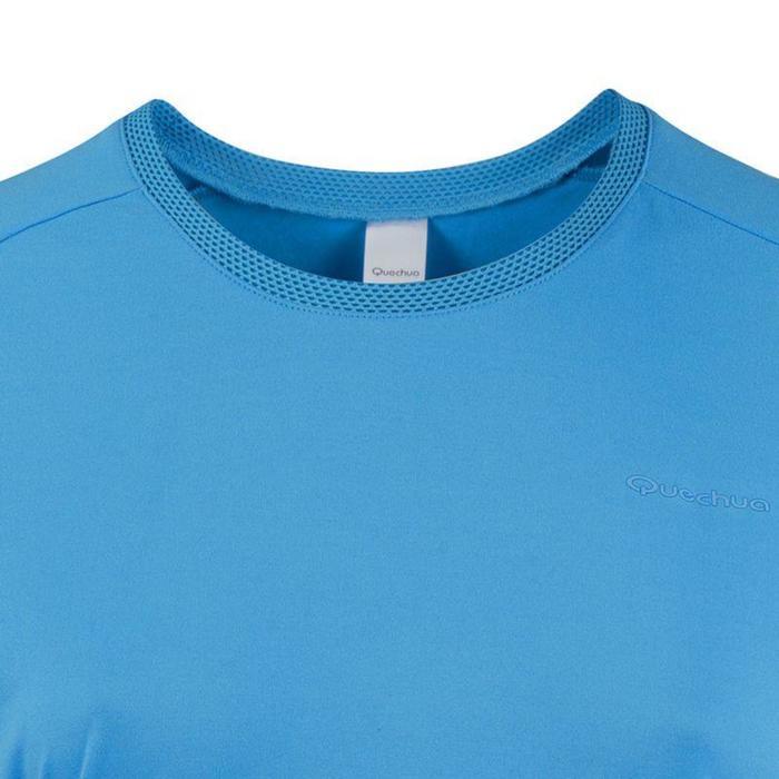 Tee-Shirt manches courtes randonnée Techfresh 50 femme - 794119
