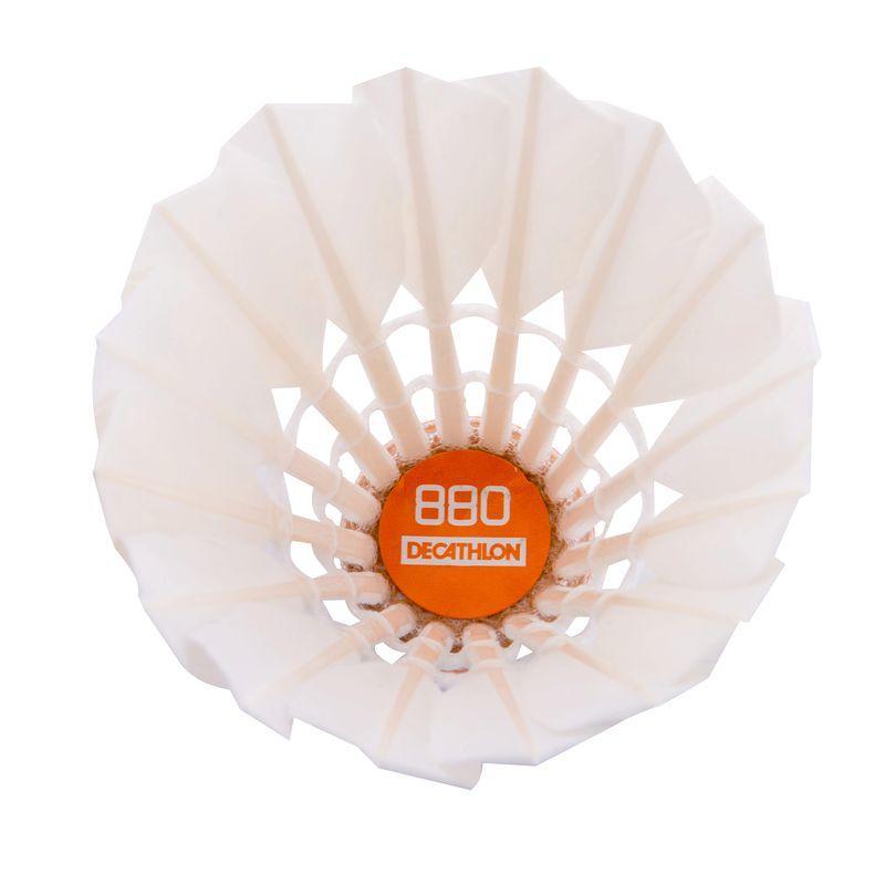BSC880 Badminton Shuttlecocks (Speed 77 - FFBAD Standard-Approved) 12-Pack