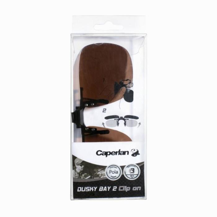 Opzetclip hengelsport Dusky Clip-on