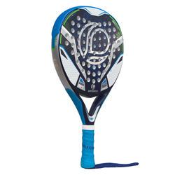 Padelracket PR860 comfort blauw groen - 79460