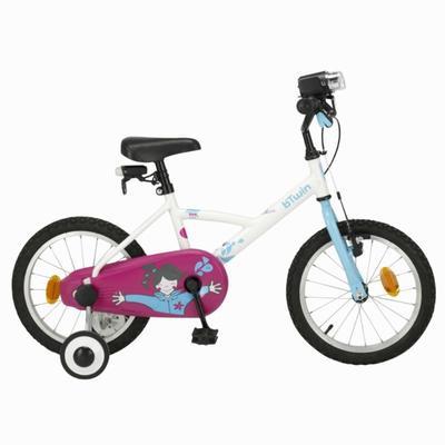 "16"" Kids' Bike Training Wheels"