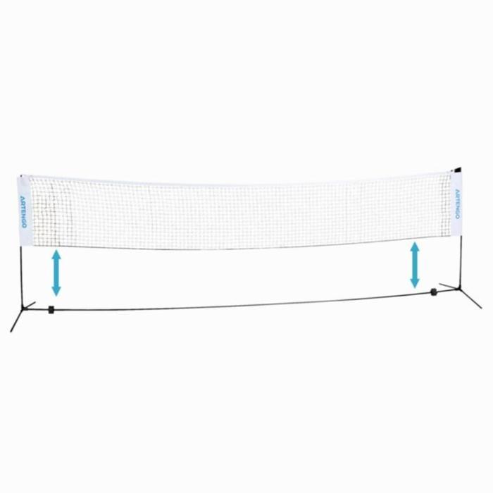 Badmintonnet Speednet 500 blauw - 795348