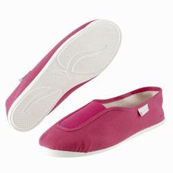 Sapatilhas ginástica Rythm 300 criança rosa