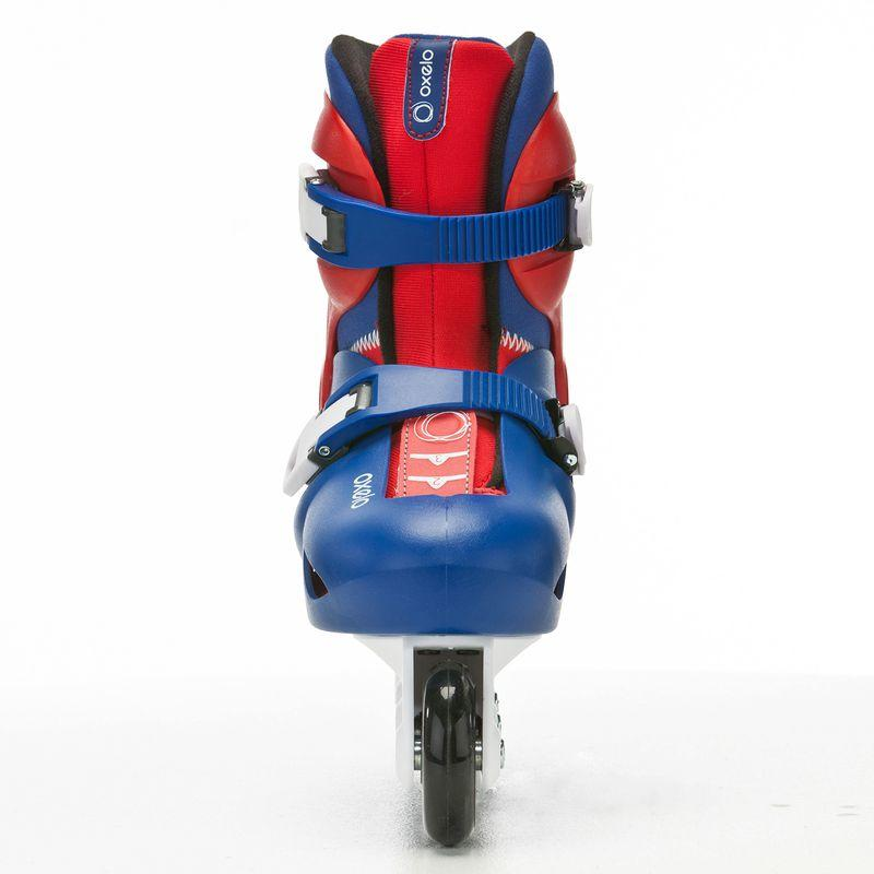 Play 3 Kids' Inline Skates - Blue/Red