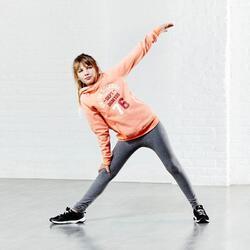 Warme gym hoodie voor meisjes - 795565