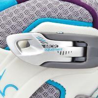 FIT 5 Women's Inline Fitness Skates - Grey/Blue
