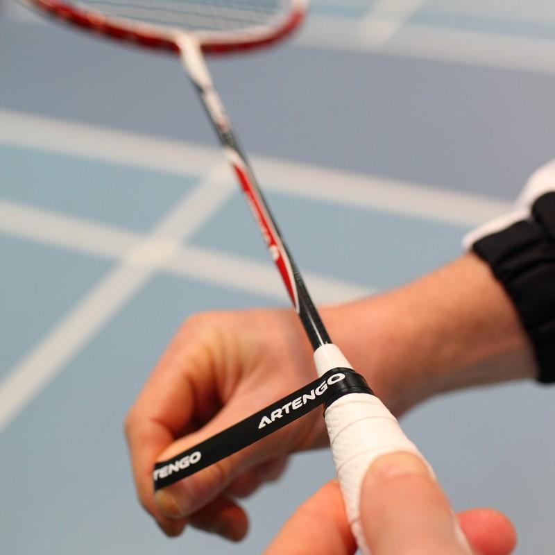 Hộp 3 dây quấn vợt cầu lông Superior - Đen