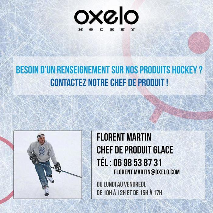 Patín de hockey sobre hielo junior XLR3
