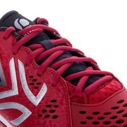 Badmintonschoenen / squashschoenen heren BS900 rood - 796292