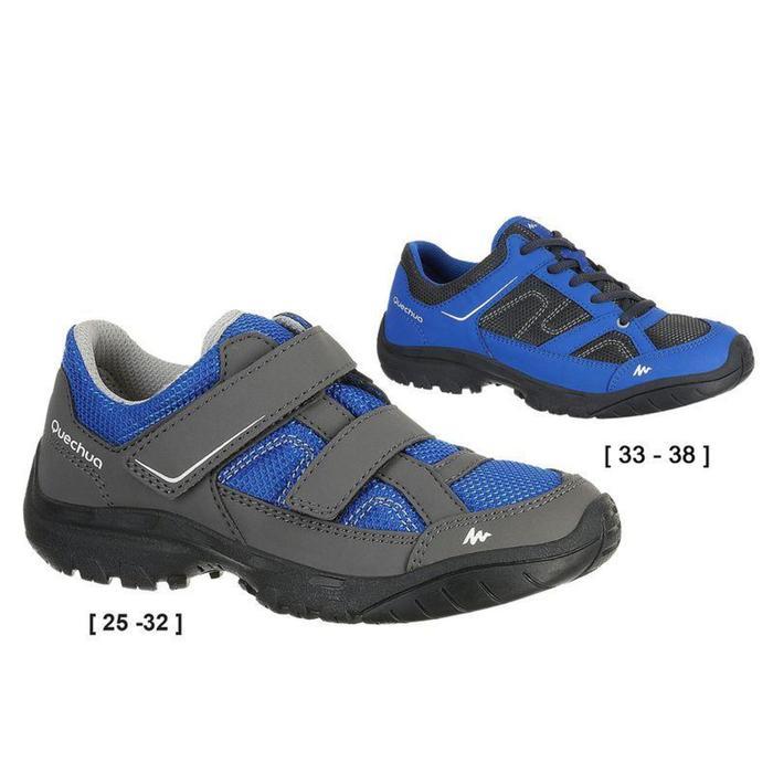 Chaussures de randonnée enfant Arpenaz 50 lacet - 796499