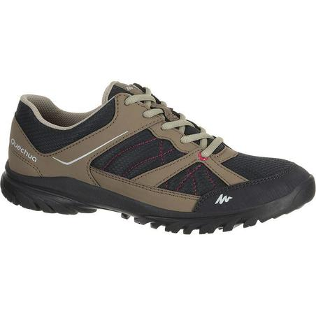 Arpenaz 50 Women's hiking shoes - brown