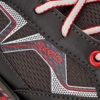Fit 3 Junior Kids' Fitness Inline Skates - Red/Black