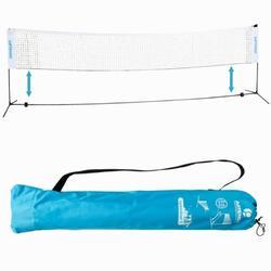 Badmintonnet Speednet 500 blauw