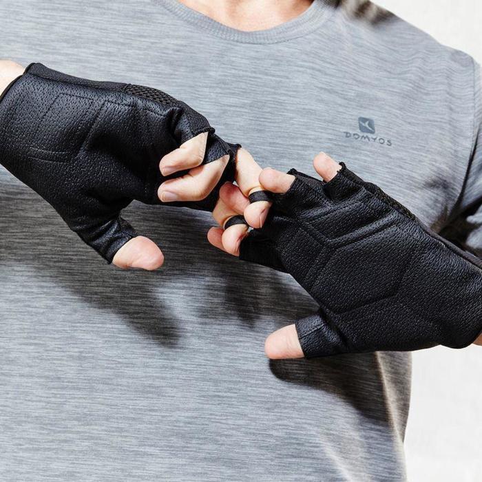 Handschoenen voor powertraining