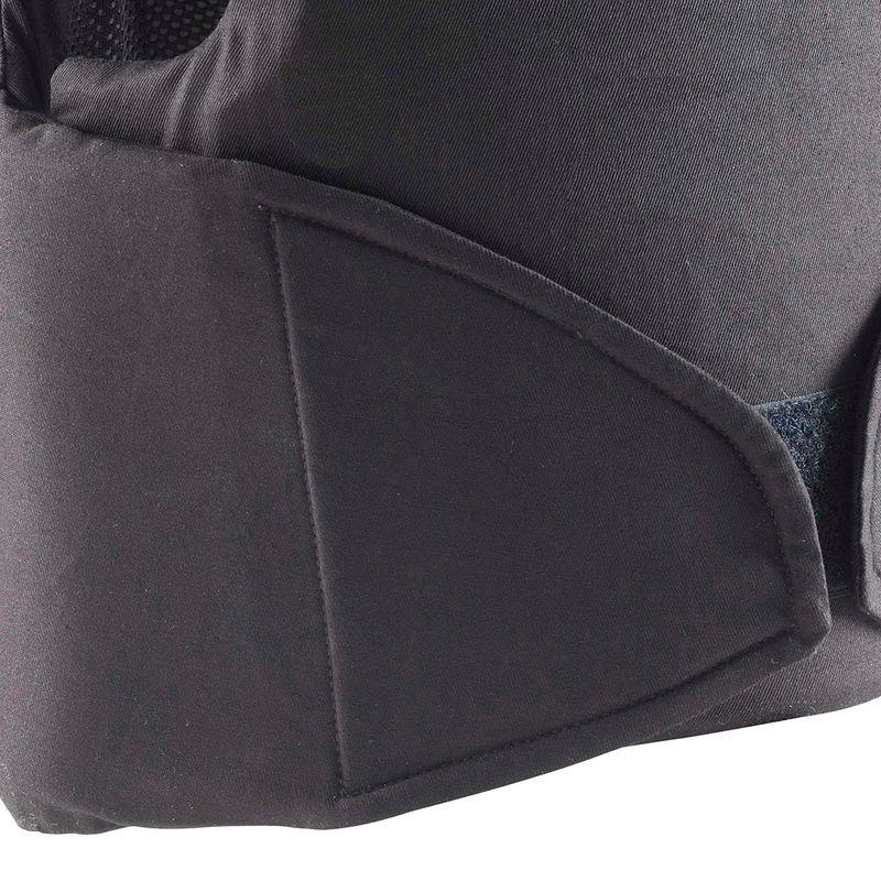 Safety 100 Kids' Horse Riding Body Protector - Black