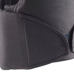 Bodyprotector SAFETY 100 voor kinderen, ruitersport, zwart