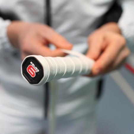 Ruban recouvr sup badminton x 3 - noir