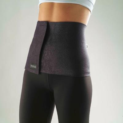 Ceinture de sudation SWEAT + fitness adulte noir
