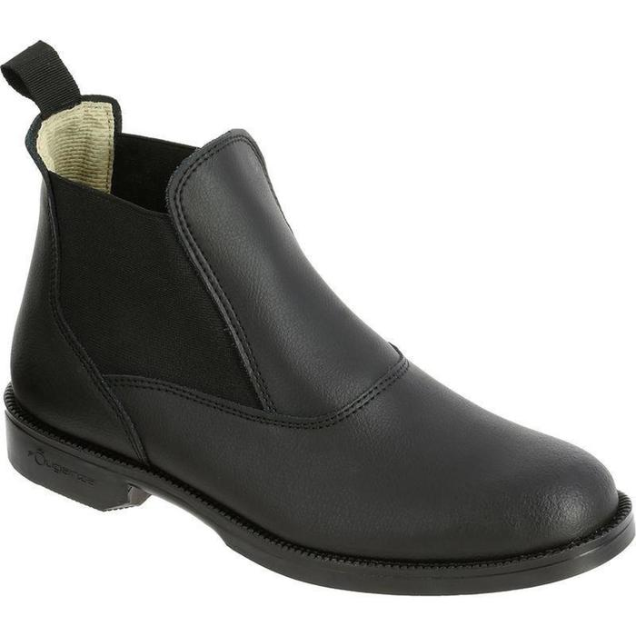 Classic One Adult / Children's Horse Riding Jodhpur Boots - Black - 797308