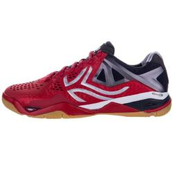 Badmintonschoenen / squashschoenen heren BS900 rood - 797346