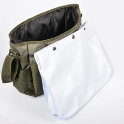 Angeltasche Multi Pocket khaki
