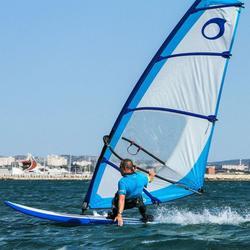 Aparejo de windsurf 5,5 m² adulto