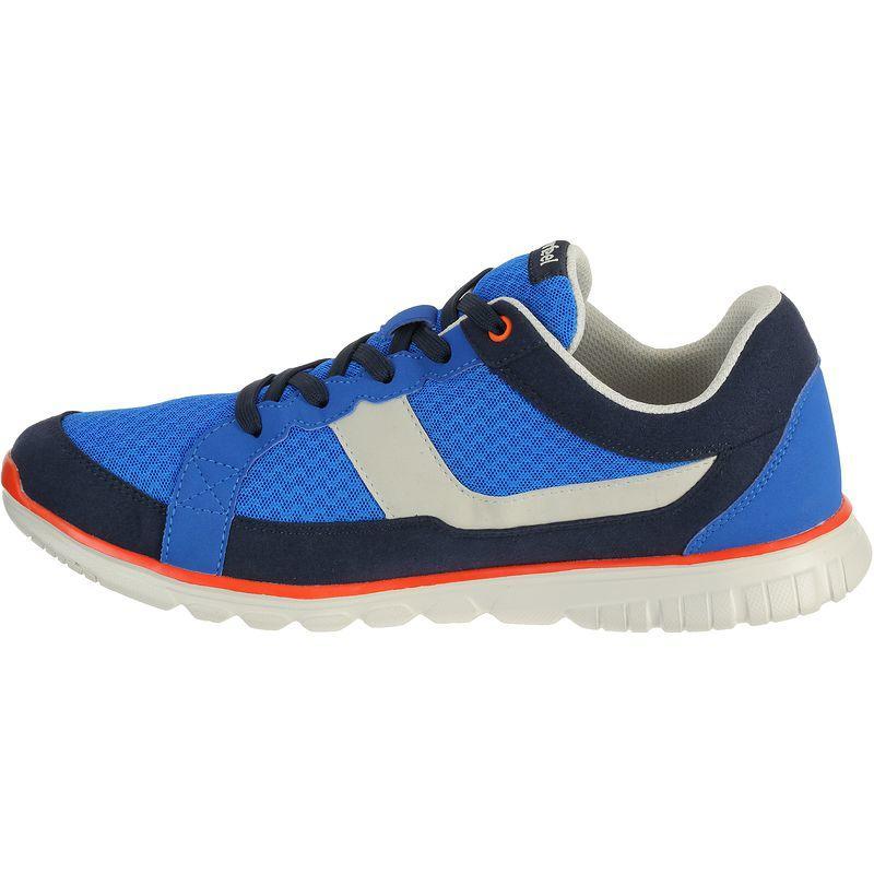 Chaussures marche quotidienne homme Fullwalk 540 mesh bleu