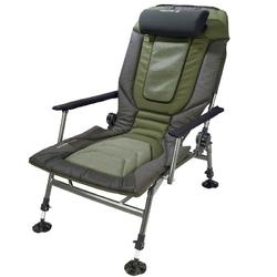 MORPHOZ carp fishing levelchair