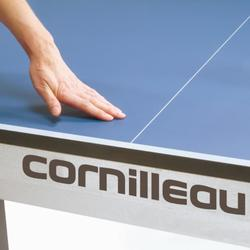 TABLE DE TENNIS DE TABLE EN CLUB 640 INDOOR ITTF BLEUE