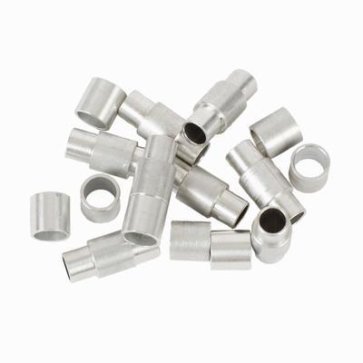 Aluminium Inline Skating Spacers Pack 8 mm / 6 mm